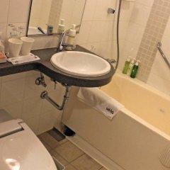 Отель Gracery Ginza Япония, Токио - отзывы, цены и фото номеров - забронировать отель Gracery Ginza онлайн ванная
