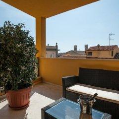 Отель Flora Италия, Кальяри - отзывы, цены и фото номеров - забронировать отель Flora онлайн балкон
