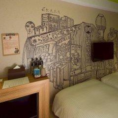 Cho Hotel комната для гостей фото 4
