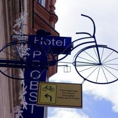 Отель PrivatHotel Probst Германия, Нюрнберг - отзывы, цены и фото номеров - забронировать отель PrivatHotel Probst онлайн спа