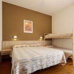 Отель Susanna Римини комната для гостей фото 4