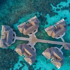 Отель Centara Grand Island Resort & Spa Maldives All Inclusive фитнесс-зал фото 3