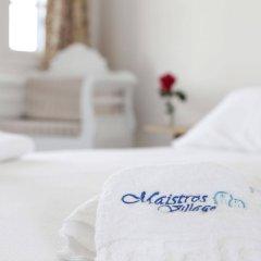 Отель Maistros Village Греция, Остров Санторини - отзывы, цены и фото номеров - забронировать отель Maistros Village онлайн ванная