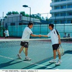 Отель Dic Star Вунгтау спортивное сооружение