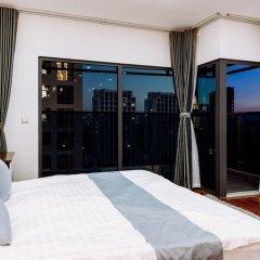 Апартаменты Lexington Serviced Apartments комната для гостей