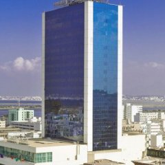Hotel Africa in Tunis, Tunisia from 64$, photos, reviews - zenhotels.com beach photo 2