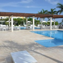 Отель Magia Beachside Condo Плая-дель-Кармен бассейн