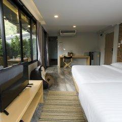 Отель Nest By Sa-ngob Бангкок комната для гостей фото 3