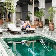 Отель Riad Amssaffah Марокко, Марракеш - отзывы, цены и фото номеров - забронировать отель Riad Amssaffah онлайн бассейн
