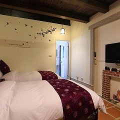 Отель No.13, N. Hill B&B Китай, Сямынь - отзывы, цены и фото номеров - забронировать отель No.13, N. Hill B&B онлайн комната для гостей
