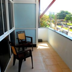 Отель Blue Elephant Guest House балкон