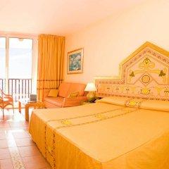 Отель Fuerteventura Princess Джандия-Бич комната для гостей