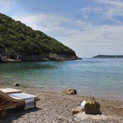 Отель Regent Porto Montenegro пляж фото 2