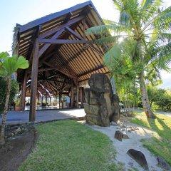 Отель Manava Beach Resort and Spa Moorea Французская Полинезия, Папеэте - отзывы, цены и фото номеров - забронировать отель Manava Beach Resort and Spa Moorea онлайн фото 11