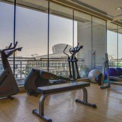 Отель Mena Aparthotel фитнесс-зал