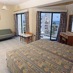 Отель Infinity Blu - Designed for Adults Кипр, Протарас - отзывы, цены и фото номеров - забронировать отель Infinity Blu - Designed for Adults онлайн комната для гостей фото 4