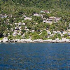 Отель Koh Tao Hillside Resort Таиланд, Остров Тау - отзывы, цены и фото номеров - забронировать отель Koh Tao Hillside Resort онлайн пляж фото 2