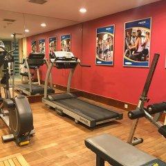 Отель Ramada Istanbul Old City фитнесс-зал