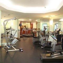 Гостиница Золотое кольцо фитнесс-зал