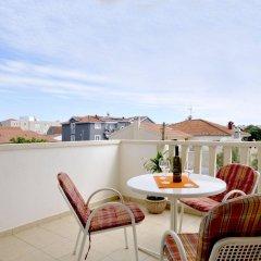 Отель Apartmani Trogir балкон