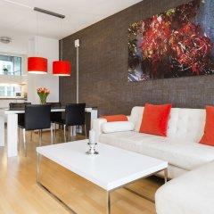 Апартаменты Akers Have Apartments комната для гостей
