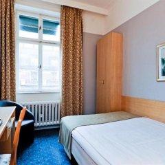 Отель Crystal Plaza Hotel Швеция, Стокгольм - 13 отзывов об отеле, цены и фото номеров - забронировать отель Crystal Plaza Hotel онлайн комната для гостей