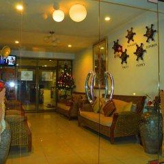 Отель Silver Gold Garden Suvarnabhumi Airport Таиланд, Бангкок - 5 отзывов об отеле, цены и фото номеров - забронировать отель Silver Gold Garden Suvarnabhumi Airport онлайн интерьер отеля
