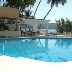 Отель Sotavento Beach Resort Сиуатанехо бассейн