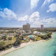 Отель Pacific Star Resort And Spa Тамунинг пляж фото 2