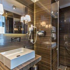 Отель Piz Швейцария, Санкт-Мориц - отзывы, цены и фото номеров - забронировать отель Piz онлайн ванная фото 2