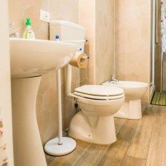 Отель La Casetta di Tiziana Италия, Рим - отзывы, цены и фото номеров - забронировать отель La Casetta di Tiziana онлайн ванная