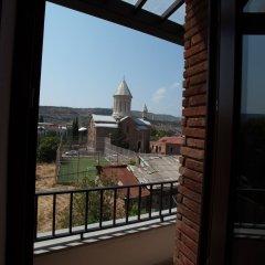 Отель Вояджер балкон