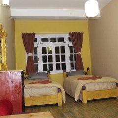 Отель Kathmandu CityHill Studio Apartment Непал, Катманду - отзывы, цены и фото номеров - забронировать отель Kathmandu CityHill Studio Apartment онлайн комната для гостей фото 3