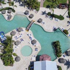 Отель Be Live Collection Punta Cana - All Inclusive Доминикана, Пунта Кана - 3 отзыва об отеле, цены и фото номеров - забронировать отель Be Live Collection Punta Cana - All Inclusive онлайн бассейн фото 2