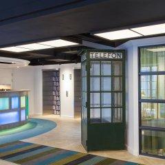 Отель Absalon Hotel Дания, Копенгаген - 1 отзыв об отеле, цены и фото номеров - забронировать отель Absalon Hotel онлайн интерьер отеля