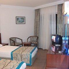 Hatipoglu Beach Hotel комната для гостей фото 3