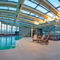Eser Premium Hotel & SPA Турция, Бююкчекмедже - 2 отзыва об отеле, цены и фото номеров - забронировать отель Eser Premium Hotel & SPA онлайн бассейн фото 3