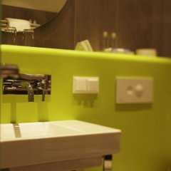 Отель Arthotel Blaue Gans ванная