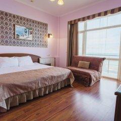 Гостиница Евразия в Анапе 10 отзывов об отеле, цены и фото номеров - забронировать гостиницу Евразия онлайн Анапа комната для гостей фото 4