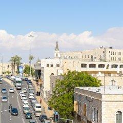 City Hotel Jerusalem Израиль, Иерусалим - 4 отзыва об отеле, цены и фото номеров - забронировать отель City Hotel Jerusalem онлайн балкон