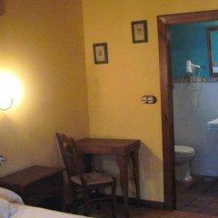 Отель Posada El Jardin de Angela удобства в номере