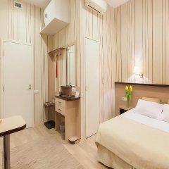 Апартаменты Веста Стандартный номер с двуспальной кроватью фото 6