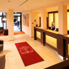Отель Leonardo Hotel München City Center Германия, Мюнхен - 2 отзыва об отеле, цены и фото номеров - забронировать отель Leonardo Hotel München City Center онлайн интерьер отеля фото 3