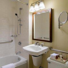 Отель Sheraton JFK Airport Hotel США, Нью-Йорк - 1 отзыв об отеле, цены и фото номеров - забронировать отель Sheraton JFK Airport Hotel онлайн ванная фото 2