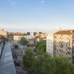City Life Hotel Poliziano Милан балкон
