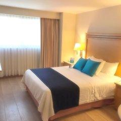 Hotel Palacio Azteca комната для гостей фото 2