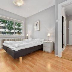 Апартаменты Forenom Serviced Apartments Oslo Rosenborg комната для гостей фото 4