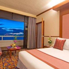 Отель Ambassador City Jomtien Pattaya - Ocean Wing Таиланд, На Чом Тхиан - отзывы, цены и фото номеров - забронировать отель Ambassador City Jomtien Pattaya - Ocean Wing онлайн комната для гостей фото 2