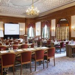 Отель Beau-Rivage Palace питание фото 2