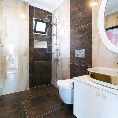 Villa Zirve Турция, Патара - отзывы, цены и фото номеров - забронировать отель Villa Zirve онлайн ванная